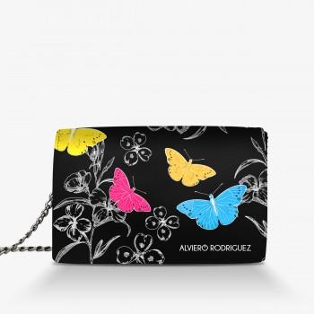 Borsa Vintage Butterfly