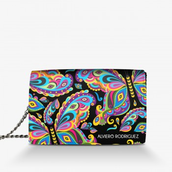 Borsa Colorful Butterfly