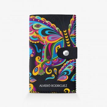 Portafogli Colorful Butterfly
