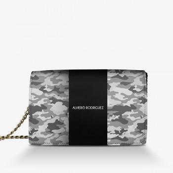 Borsa Camouflage Gray