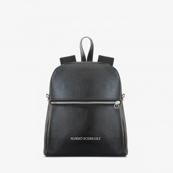 Zaino Zip Ecopelle Basic