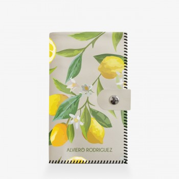 Portafogli Bianco Lemons