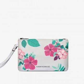 Pochette Bianca Flower Season