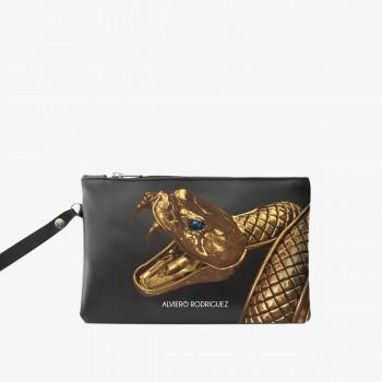 Pochette Gold Snake