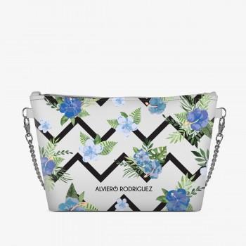 Diva Bag Bianca Blue Life