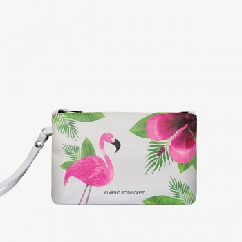 Pochette Tropical Pink