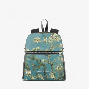 Zaino Zip Ecopelle Blossom