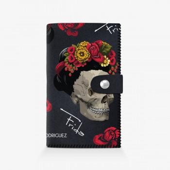 Portafogli Frida Skull
