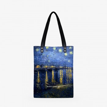 CLARA BAG STARRY NIGHT OVER THE RHONE