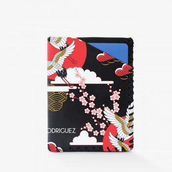 Porta Carte Japanese Sky