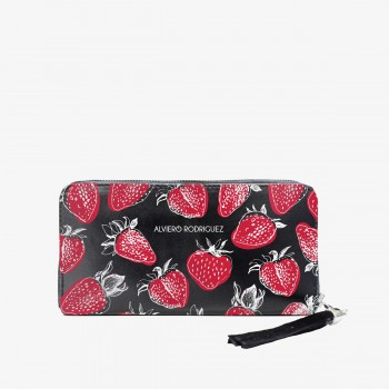 Portafogli Zippy Strawberries