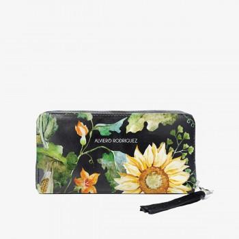 Portafogli Zippy Sunflowers