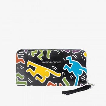 Portafogli Zippy Haring Mans