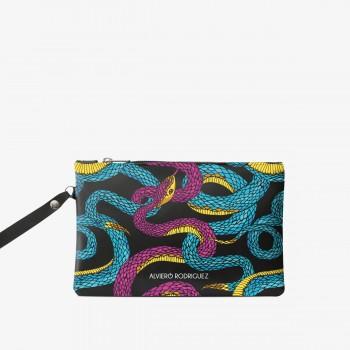 Pochette Netting Snake