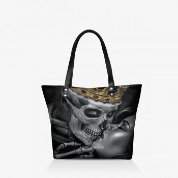 Shopper Skull Love