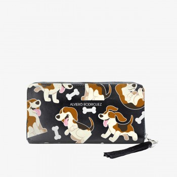 Portafogli Zippy The Beagles