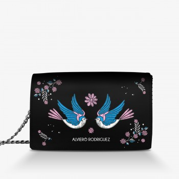 Borsa Romantic Birds