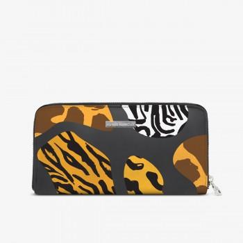 Portafogli Zip Eco Fashion