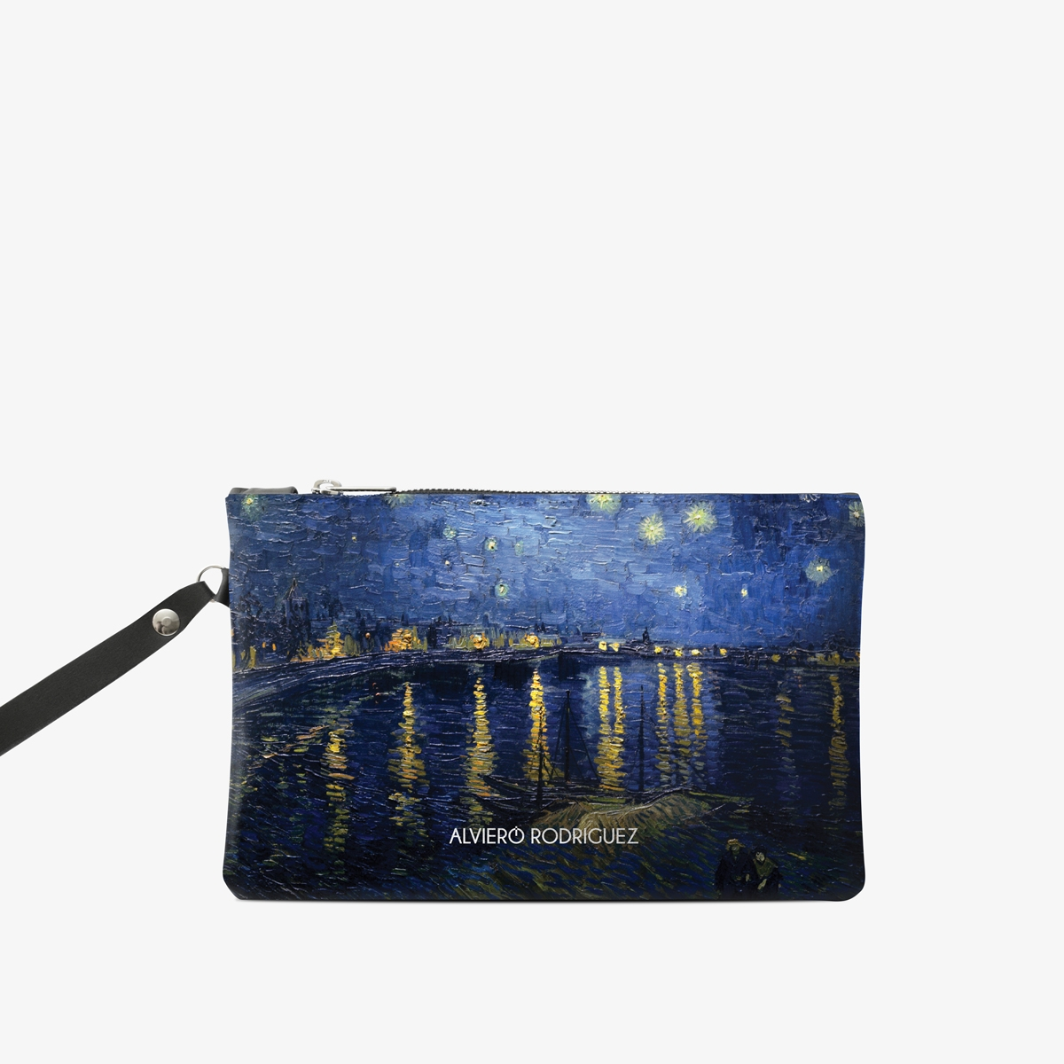 Pochette Starry Night Over Rhone