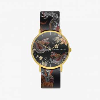 Orologio Japanese Dragon Gold