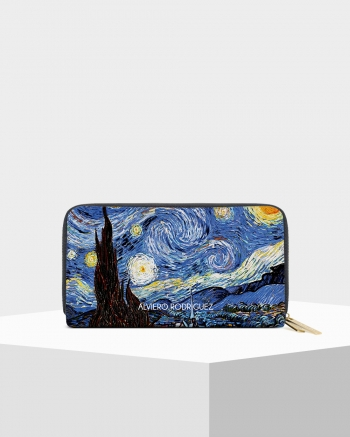 Double Zip Starry Night