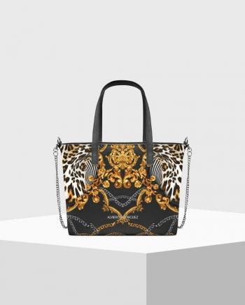 Corinne baroque leopard