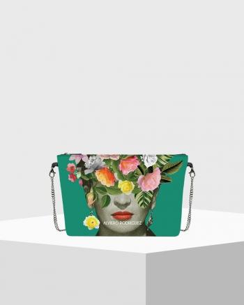 Diva Bag Saffiano Frida...