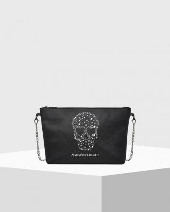 Diva Bag Saffiano Skull Star