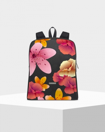Wave Saffiano Spring backpack