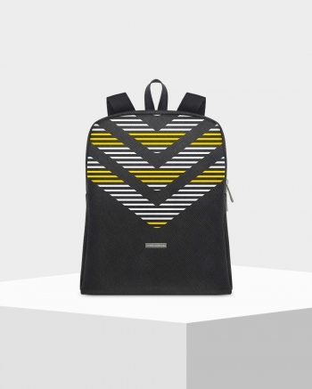 Wave Saffiano Backpack...