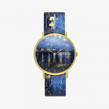 Orologio Starry Night Over Rhone