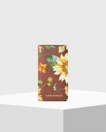 SmartCase Brown Sunflowers