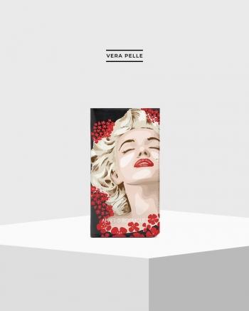 Smartcase Black Marilyn Roses