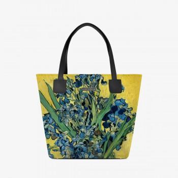 Shopper Deluxe Iris in Yellow