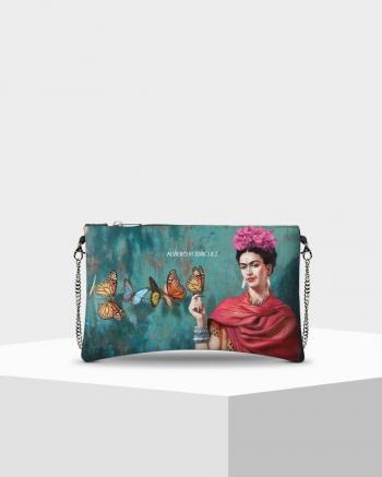 Clutch bag Noe Frida Butterfly