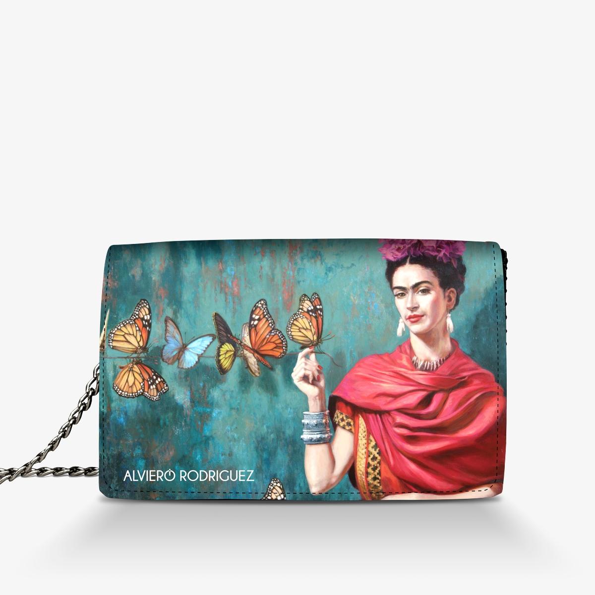 Borsa Frida Butterfly