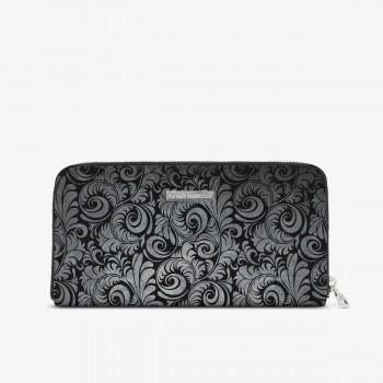 Portafogli Zip Eco Elegant Texture