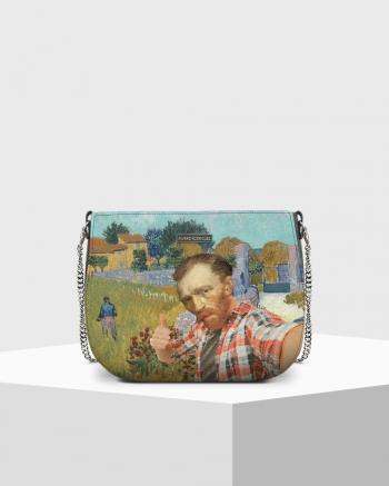 Jane Selfie Van Gogh