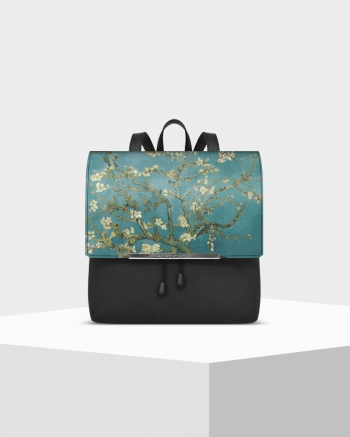 Lux Saffiano Blossom backpack