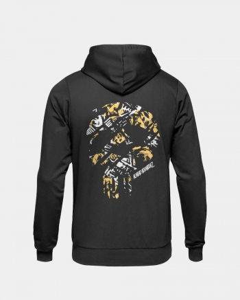 Men's Doodle Zip Sweatshirt