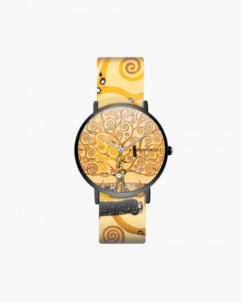 Black Tree of Life Clock