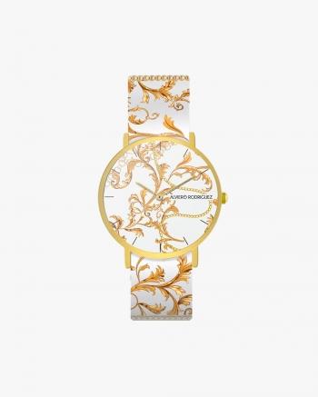 Rex Regis White Watch