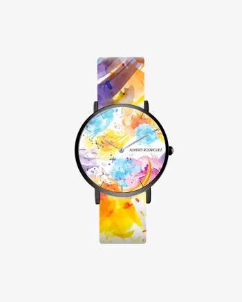Colorart White Watch