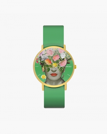 Frida Flowers watch