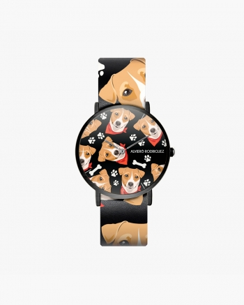 Black Jack Russell watch