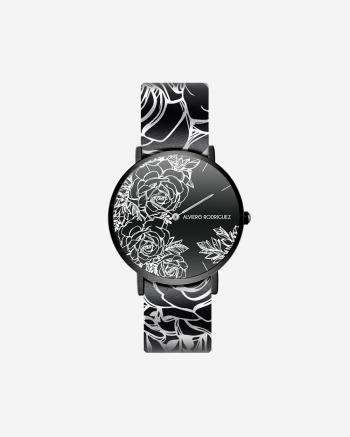 Black Roses White Watch