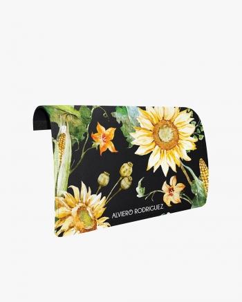 Sunflowers flap