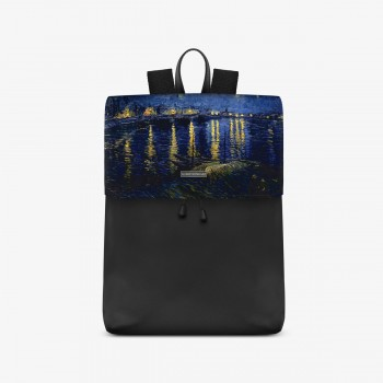 Zaino Felix Starry Night Over Rhone