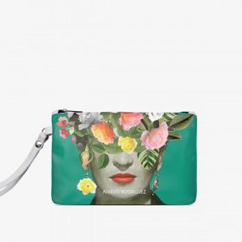Pochette Bianca Frida Flowers