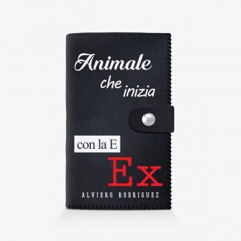 PORTAFOGLI ANIMALE CHE INIZIA CON LA E